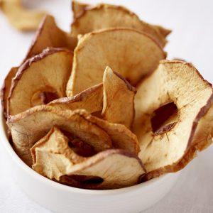 Сушени ябълки